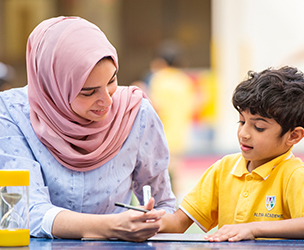 A collaborative, Emirate-wide network